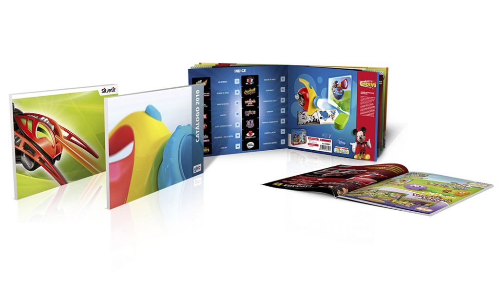Catalog of products for Giro Marketing&Toys