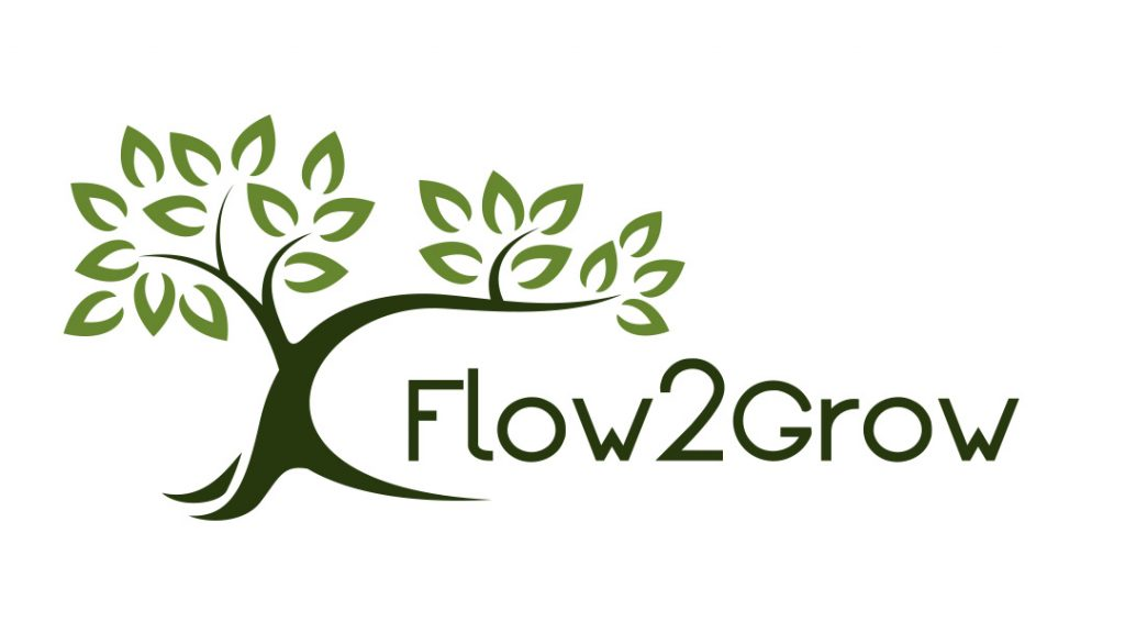 Logo for Flow2Grow